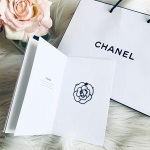 RARE Chanel Camilla Flower Bookmark
